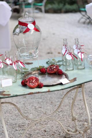 Sweet Table Greenery