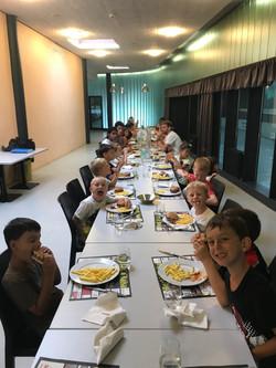 flash kids camp 2020- Resto