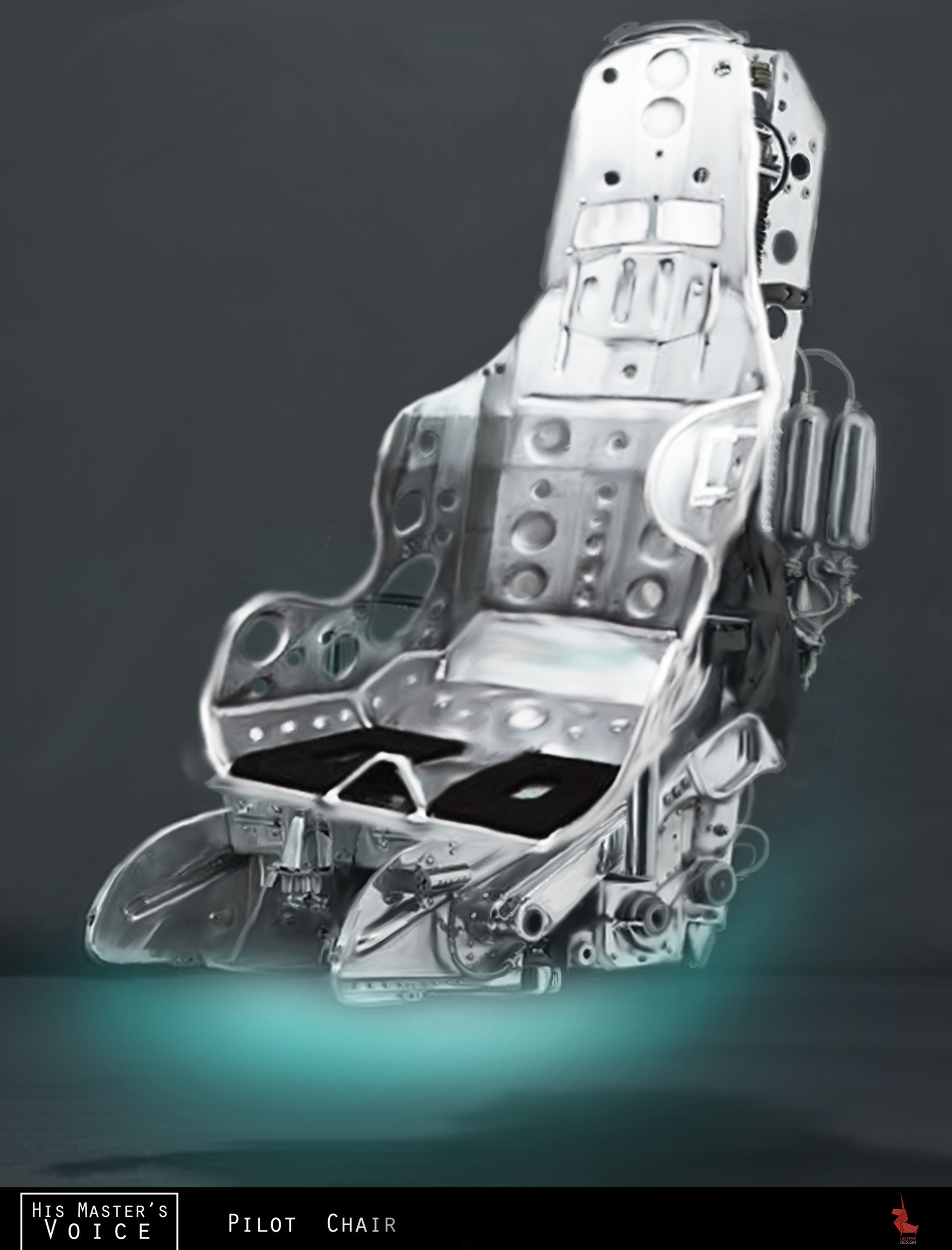 HMV Pilot chair concept