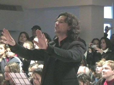 insegnante di pianoforte arrangiatore compositore