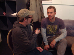 Interview mit Carus Thompson