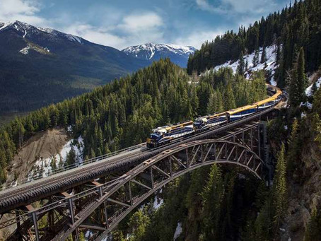 Top Train Trips Around The World