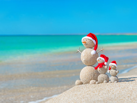 Christmas in August: Make Your Festive Vacation Plans Now