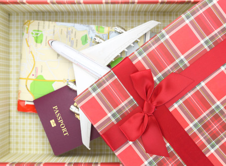 Give the Gift of Travel This Holiday Season!