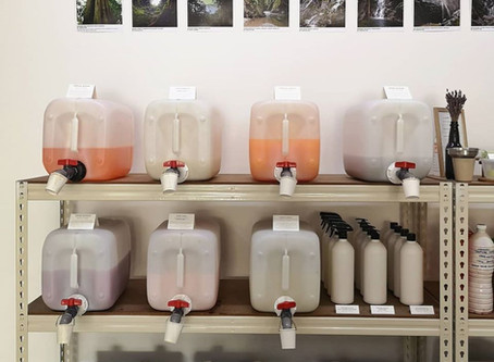 Are you living in Klang? If you're then this is a Zero Waste that sells affordable liquid solutions.