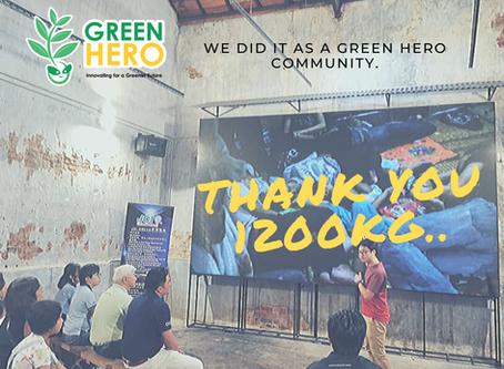 How MCO has changed Green Hero?