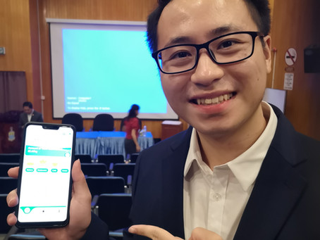 How is a team of Penangnite combating FOOD WASTE with an APP?!