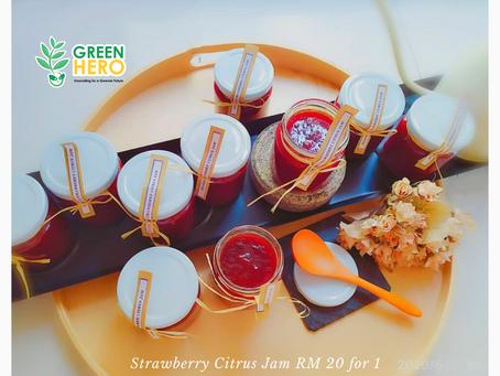 The 5 ways to eat Premium Citrus Strawberry Jam