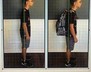 Back to School: Posture Screen