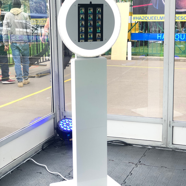 Aurora Booth