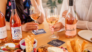 SMELL THE ROMANCE THIS VALENTINE'S DAY WITH SUNDAY WINE CO.