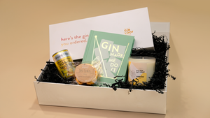 SPOIL MUM WITH GIN LOOT