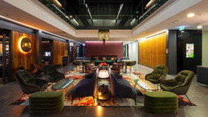 CANBERRA'S EAST HOTEL RECEIVES THE ULTIMATE LOBBY MAKEOVER