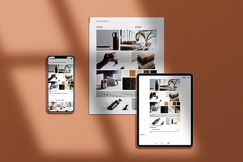 Design Downloadable | Mood Board