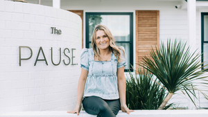 THE PAUSE BY SOUL HOME; GERRINGONG'S NEW KID ON THE BLOCK