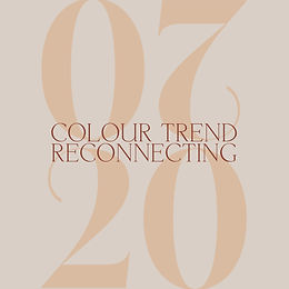 2020 Colour Trend Forecast