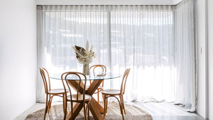 TREAT YOUR WINDOWS RIGHT WITH WYNSTAN'S BRAND NEW CURTAIN RANGE