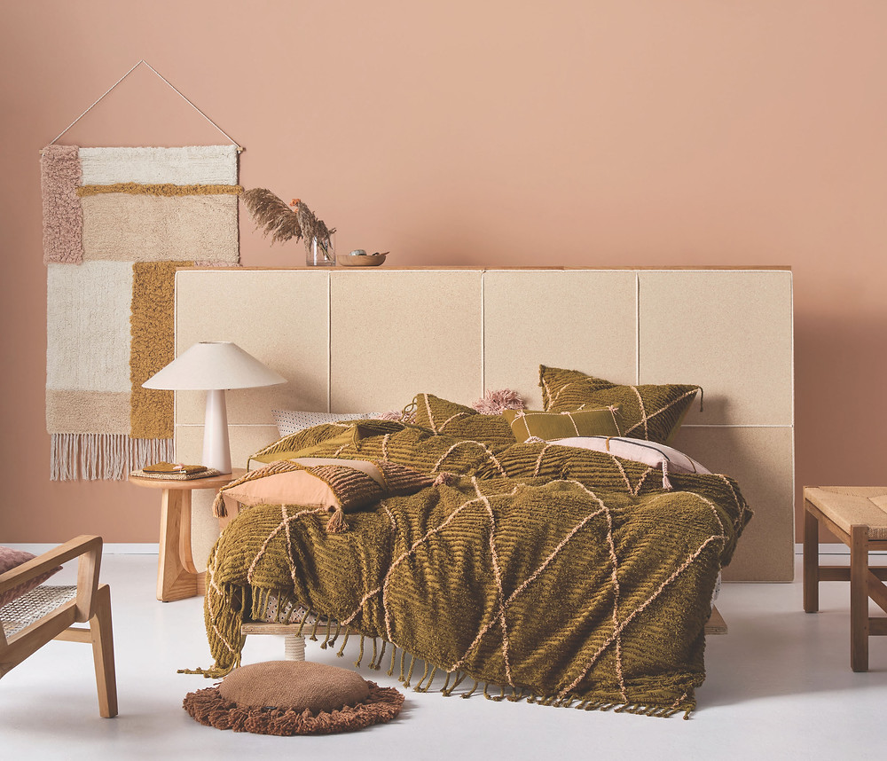 Linen House-AW20-Asha-Bronze