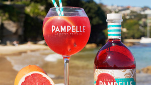 PAMPELLE: THE PERFECT SUMMER COCKTAIL