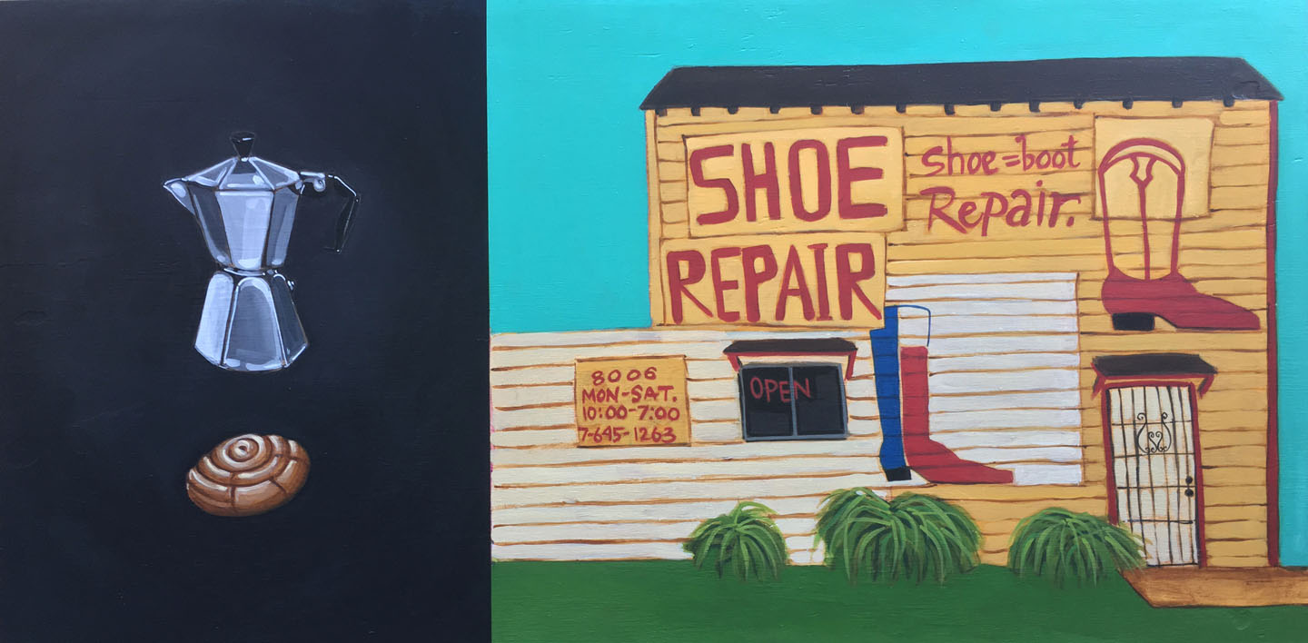 PARK PLACE SHOE REPAIR
