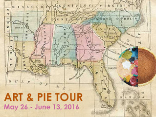 2016 ART & PIE TOUR