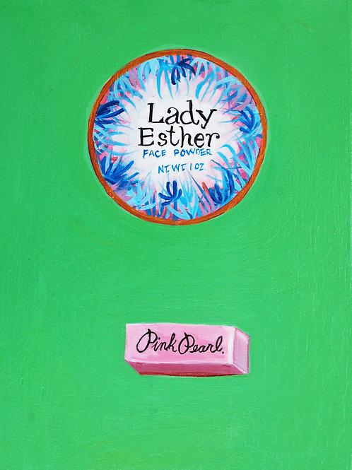 LADY ESTHER - Giclée Print