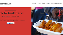 DELTA HOT TAMALE FESTIVAL ON MISSISSIPPI FOLKLIFE