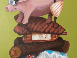 When Pitmasters Commission Paintings