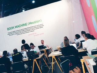 BOOK MACHINE (Houston)