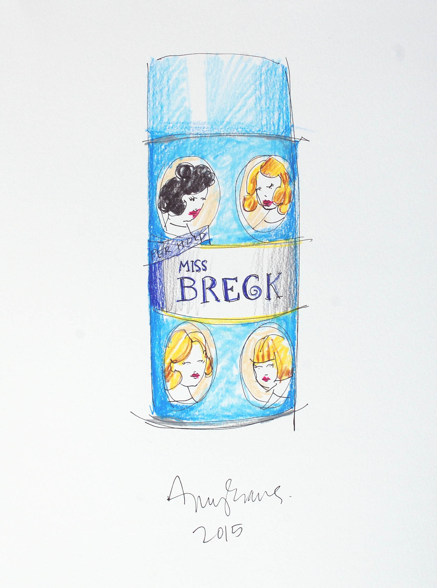 MISS BRECK