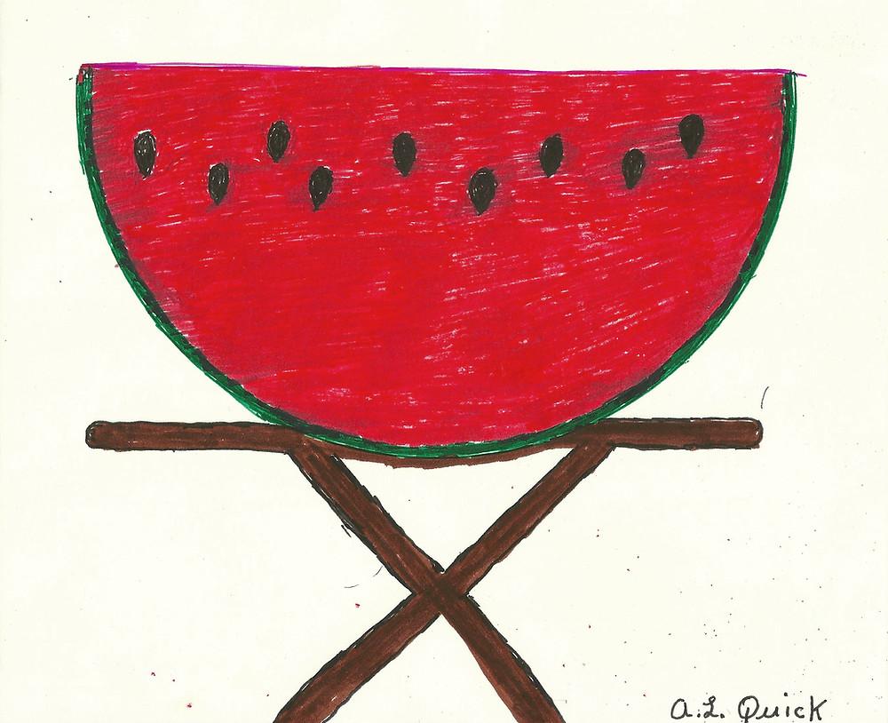 Watermelon by A.L. Unk Quick_2015.jpeg