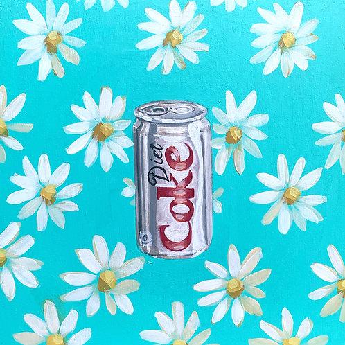 DIET COKE - Giclée Print