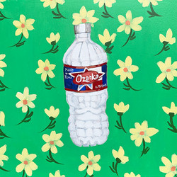 COVID QUILT BLOCK: BOTTLED WATER(12/24)