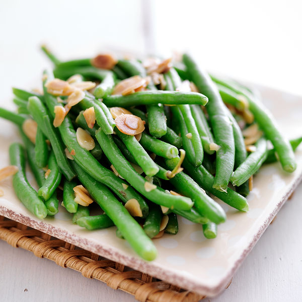 Green Beans Almondine from Helga's Catering Bar and Bat Mitzvah Menu III