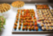 Hors d'oeuvres from Helga's Caterers - Caterers for Large Gatherings in Vienna, VA