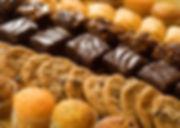 Cookies and Brownies from Helga's Catering Corporate Catering Snack Menu