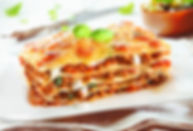 Franco's Lasagna from Helga's Ctering Lunch Specials Corporate Catering Menu
