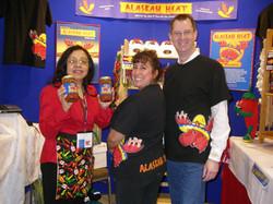 Alaskan Heat salsa & t-shirts