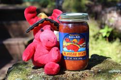 Alaskan Heat salsa & PACO