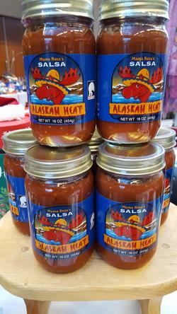 Alaskan Heat salsa