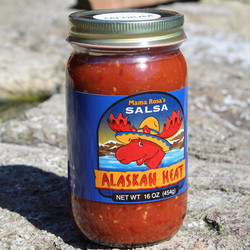 Authentic Mexican salsa