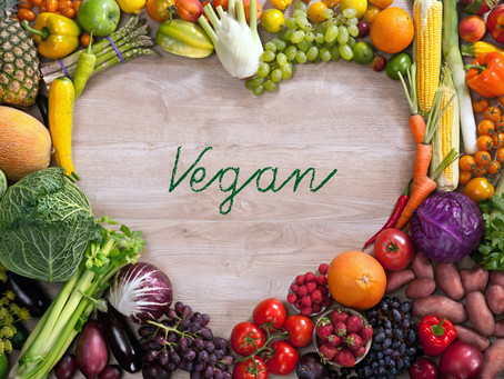 Veganism - A Recipe for Health and Weight Loss