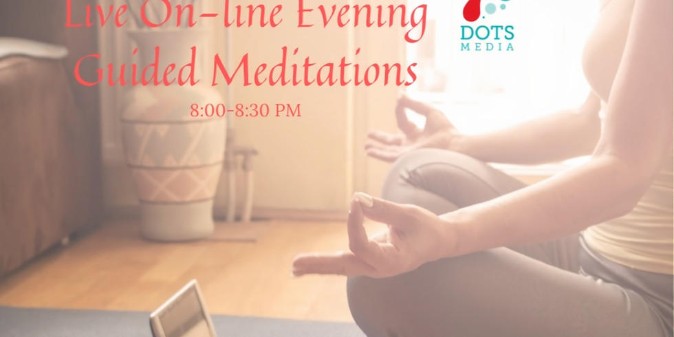 Online live Guided Kundalini Meditations every Evening (1)