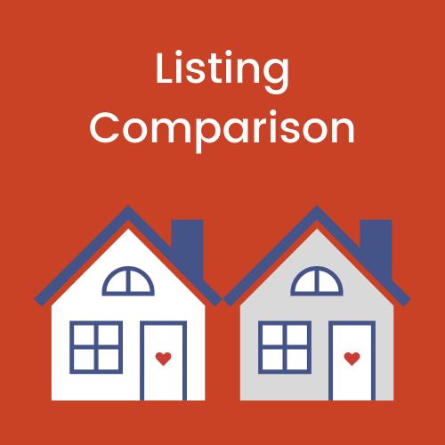 Listing Comparison