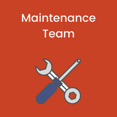 If something goes wrong with your property, we have experienced repairmen on deck
