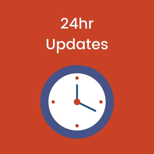 24hr Updates