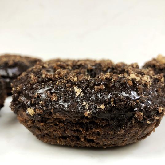 Vegan Chocolate Fudge Cake