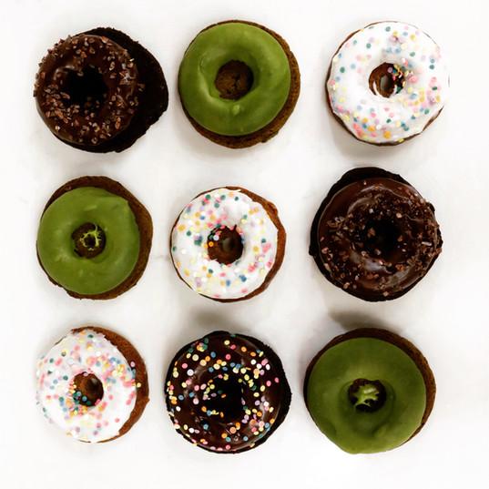 Vegan Gluten-Free Cakes