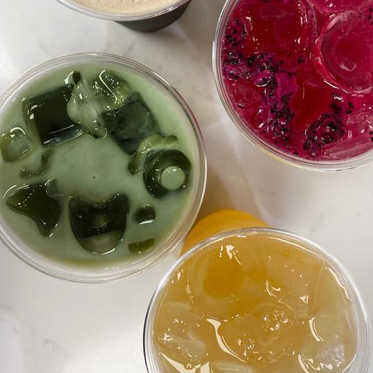 Summer Refreshers