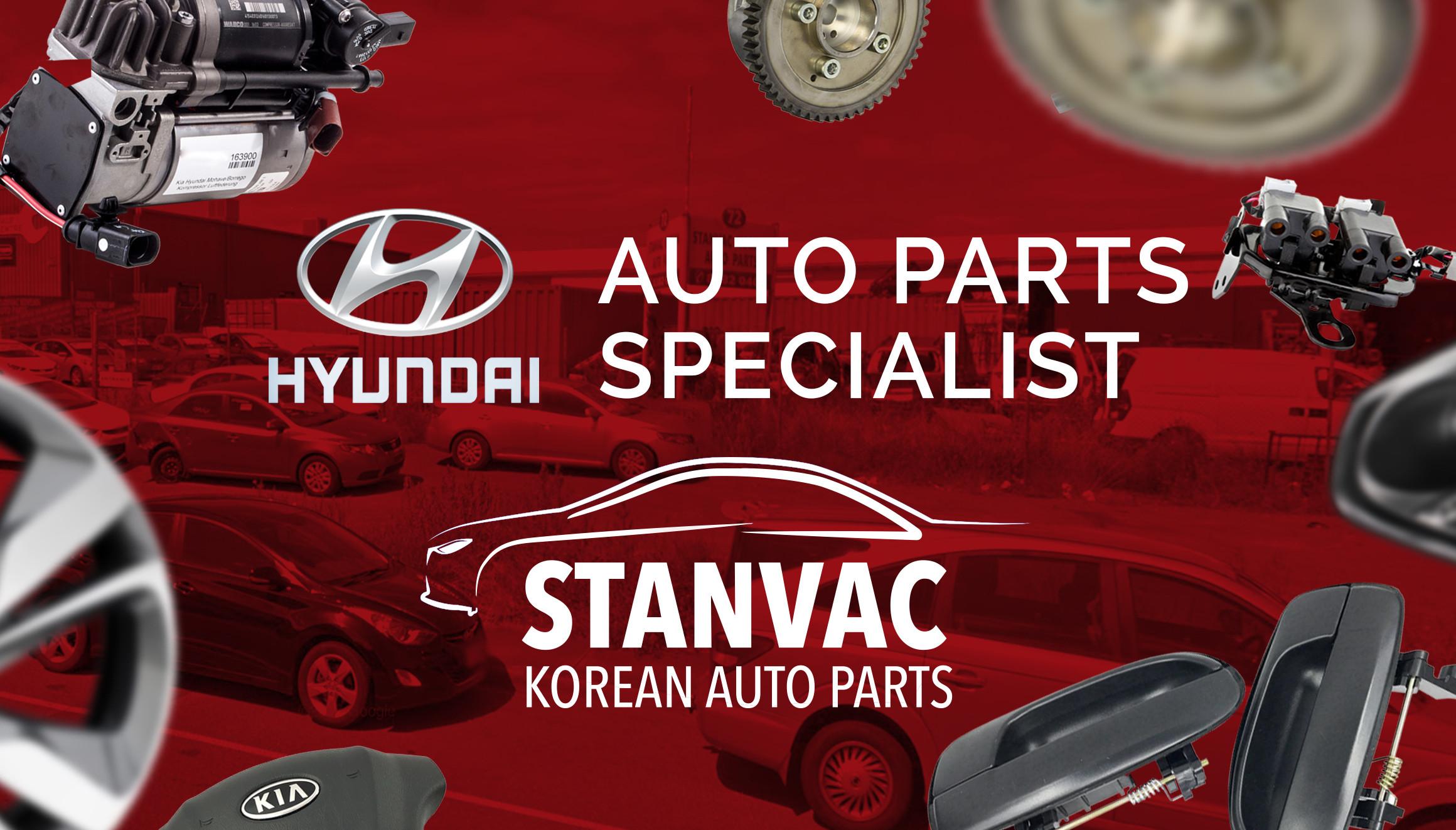 HYUNDAI | Stanvac Korean Auto Parts | Lonsdale SA